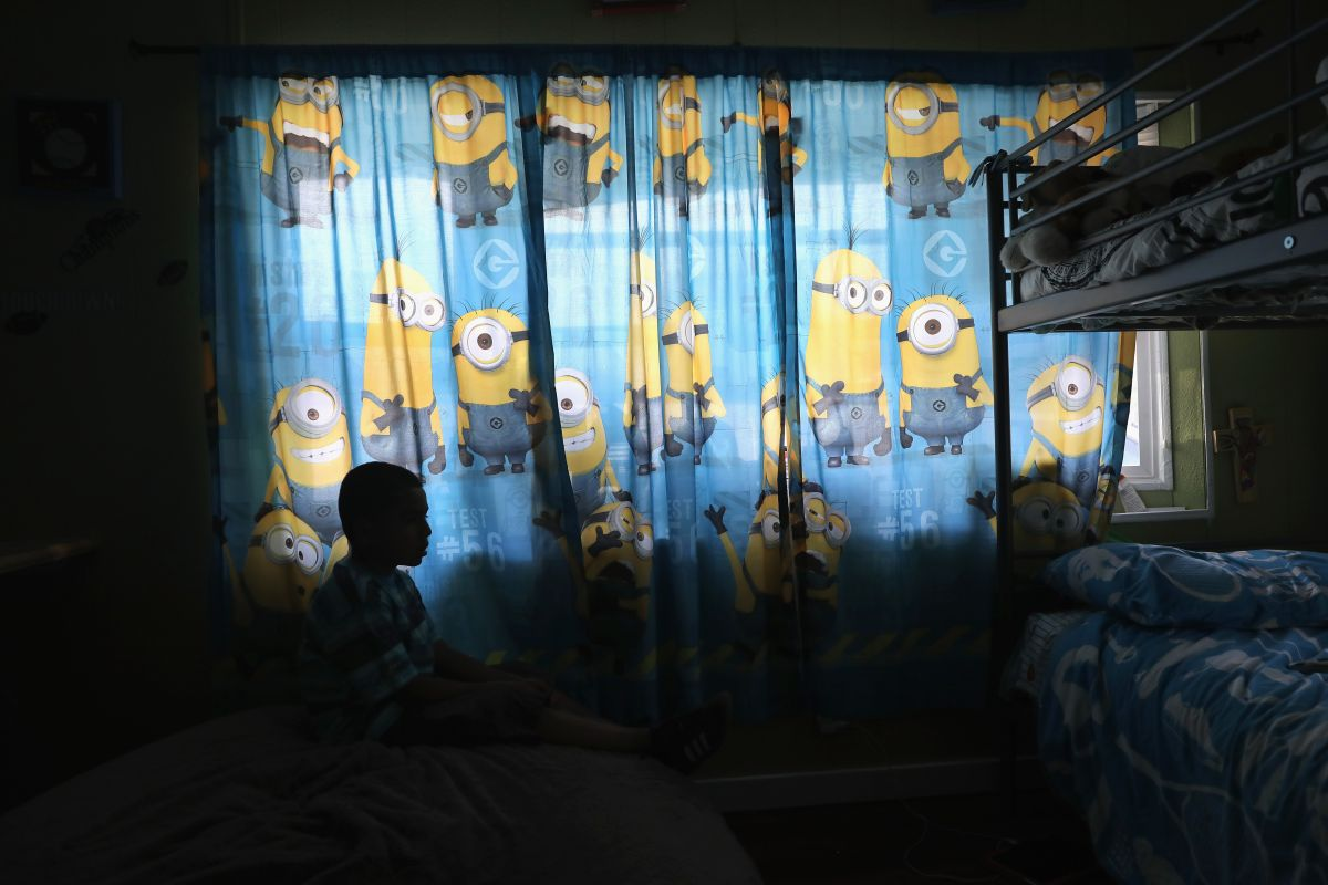 DHS cancela parte de programa para niños refugiados centroamericanos