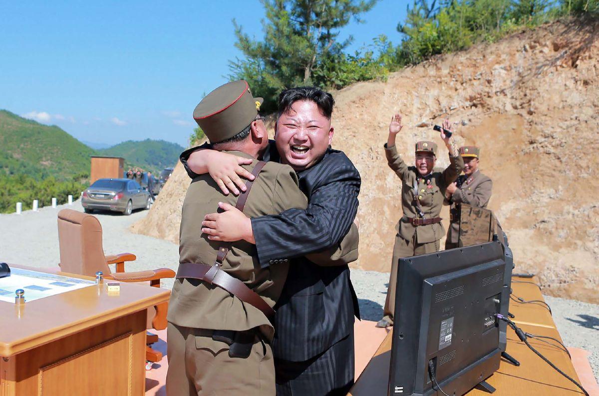 Sigue creciendo la tensión nuclear con Corea del Norte