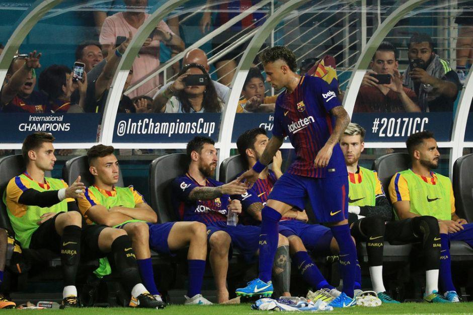 Salir de la sombra de Messi, el motivo de Neymar para dejar al Barcelona