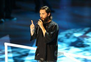 El emotivo tributo de Jared Leto a Chris Cornell y Chester Bennington en los MTV VMA 2017