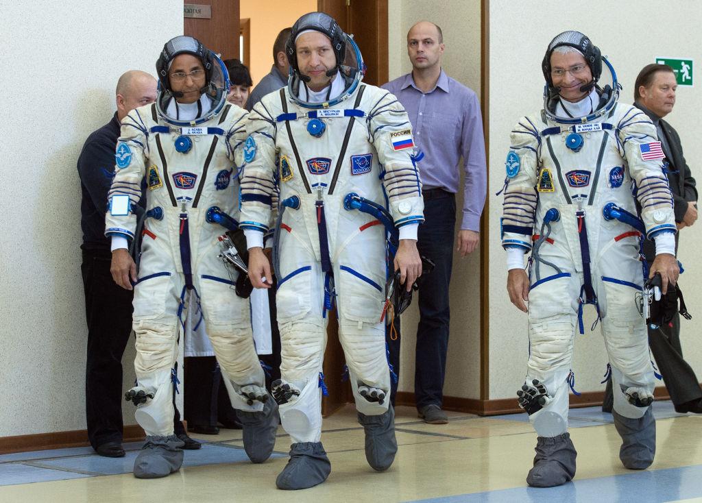 Astronautas reciclarán su orina para convertirla en herramientas espaciales