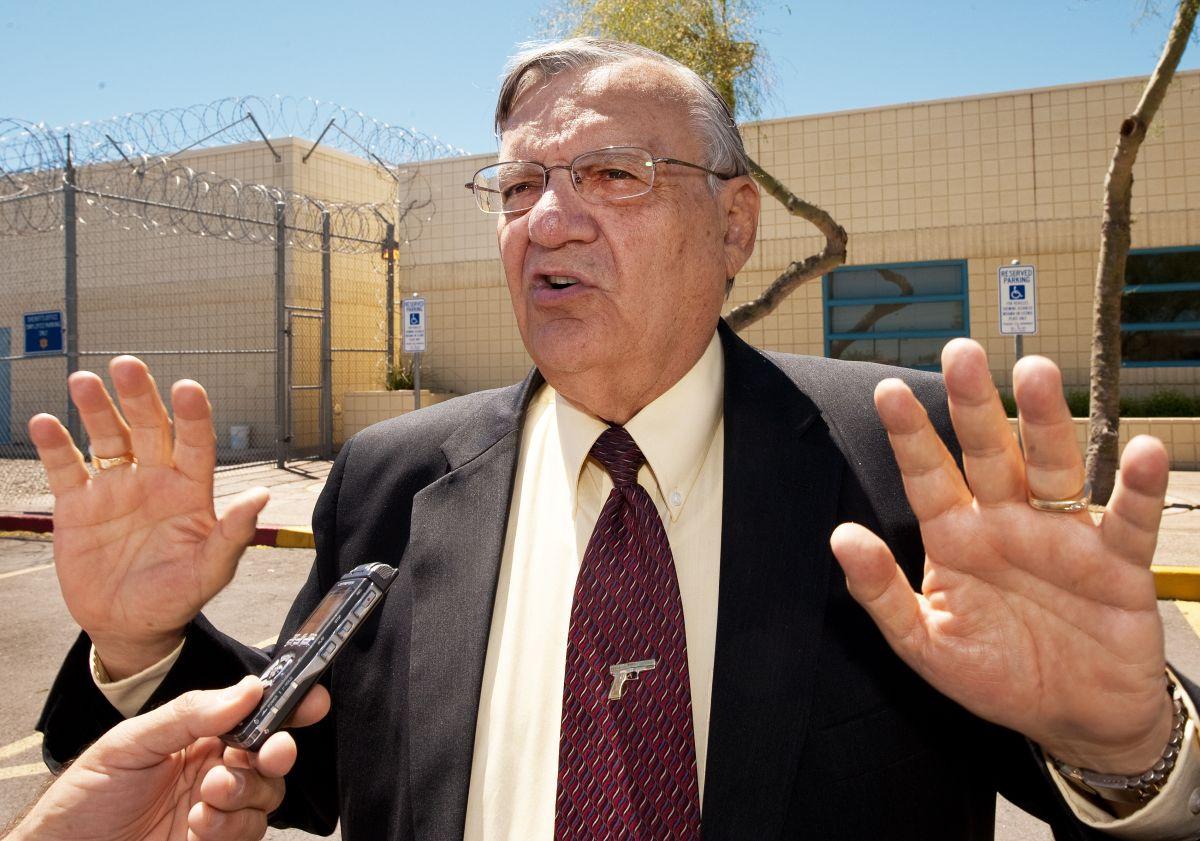 Víctimas del sheriff anti inmigrante más recio de EEUU, Joe Arpaio reciben estupenda noticia