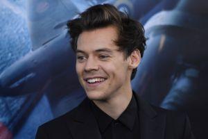 Harry Styles estrena nuevo look con bigote como Mario Bross