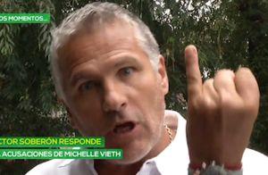 Michelle Vieth: Hector Soberón dice tenerlo 'chiquito' y niega haber filtrado video porno
