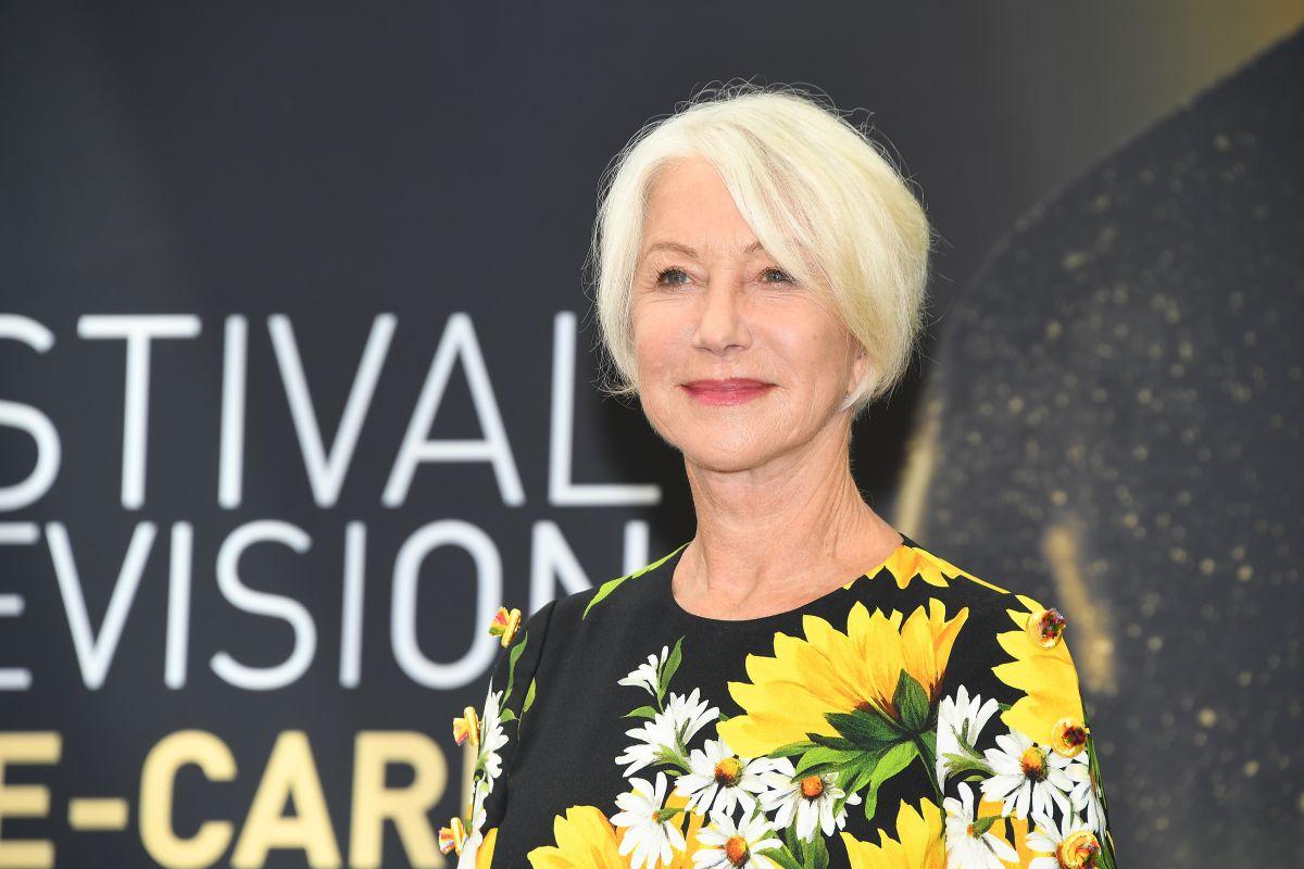 Helen Mirren hable si le hubiera gustado ser una James Bond mujer