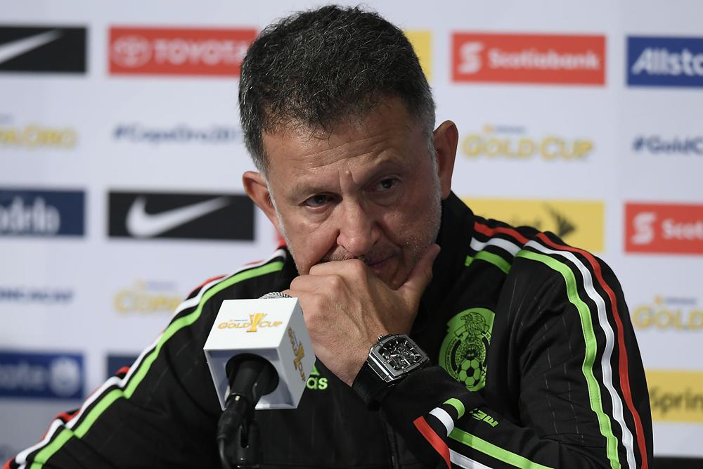 Pachuca prepara un decálogo para Juan Carlos Osorio