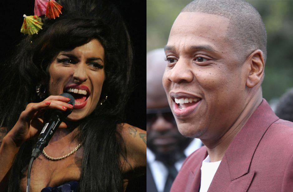 Jay Z tuvo un encuentro con Amy Winehouse poco antes de su muerte