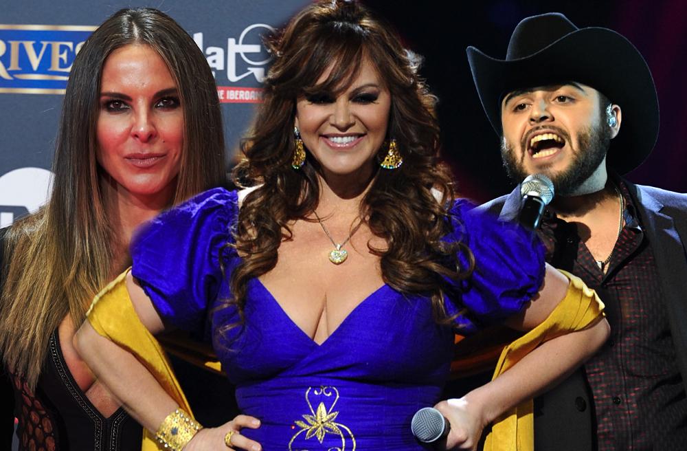 Jenni Rivera, Kate del Castillo y Gerardo Ortiz también han sido vinculados con el narco