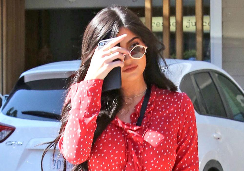 Kylie Jenner recibe un golpe bajo por parte de su ex novio, el rapero Tyga