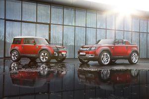Land Rover Defender: ¿Nuevo concepto en puerta?