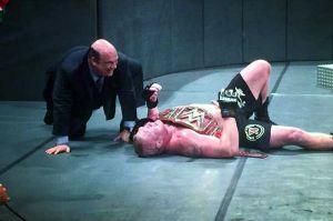 Brock Lesnar dejó en claro en Summerslam quién es el rey de la WWE