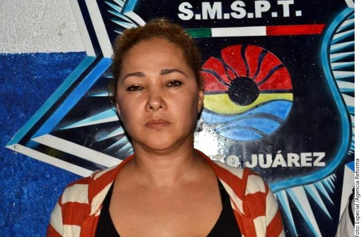 "Capturan a ""Doña Lety"" lideresa del cártel de Cancún"