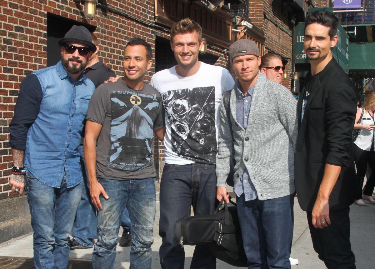 Integrante de Backstreet Boys no será procesado por supuesta violación
