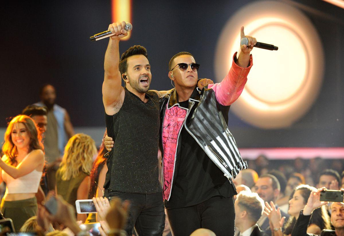 Daddy Yankee rompe el silencio sobre supuesto pleito con Luis Fonsi
