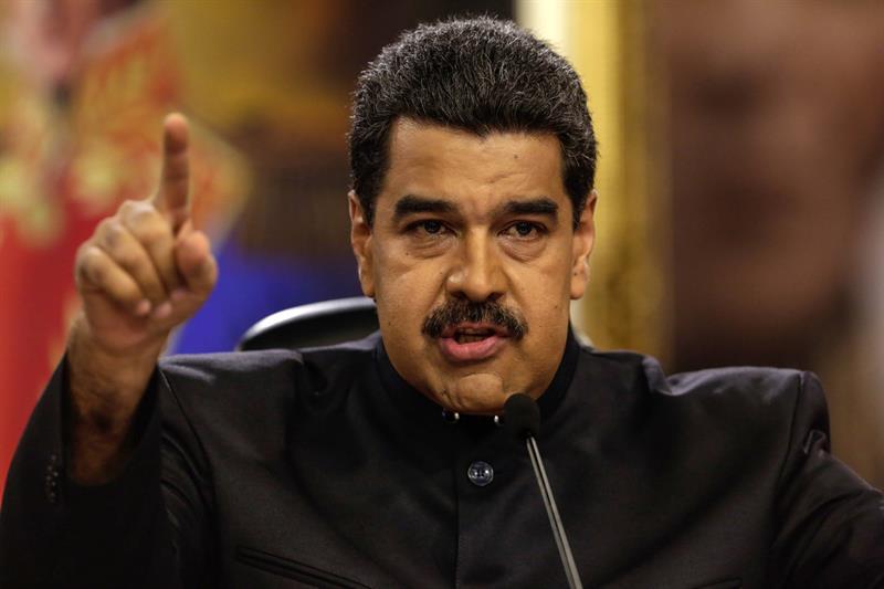 """Maduro anuncia la creación del """"petro"""", una criptomoneda"""