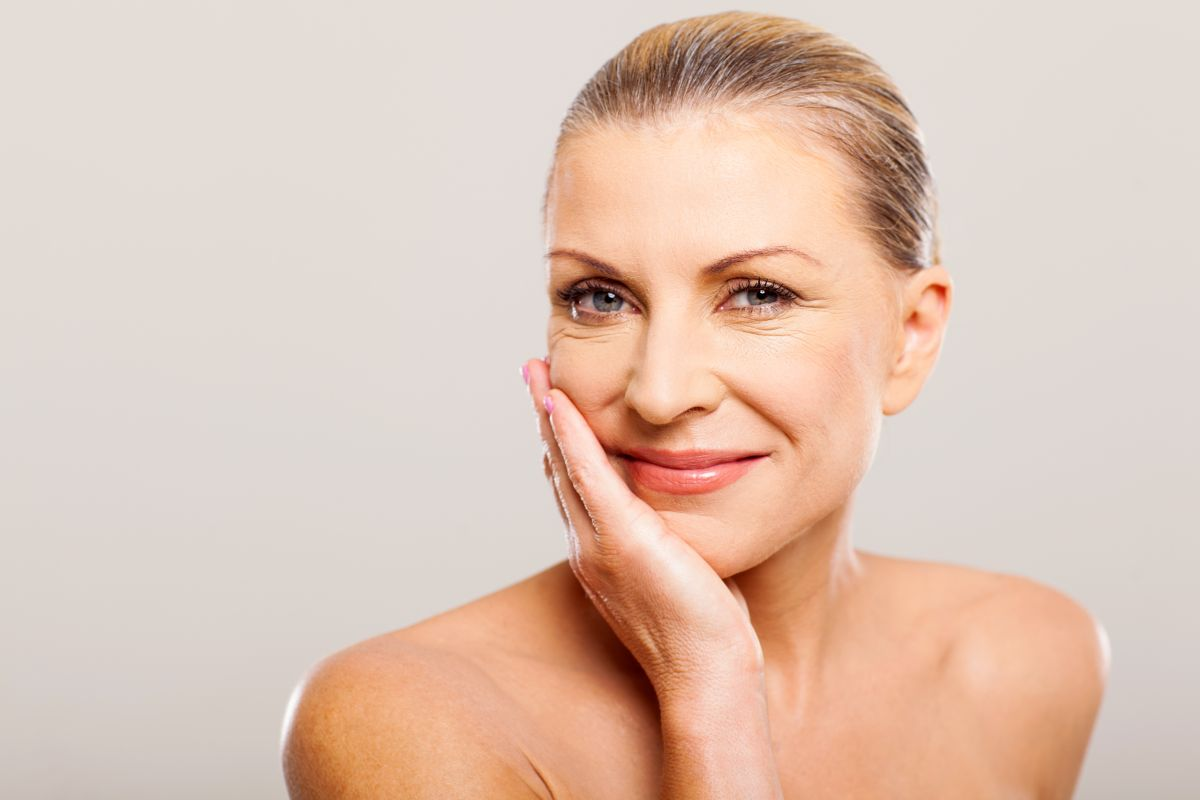 Trucos para un buen maquillaje después de los 40