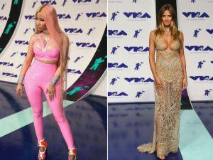 Fotos: Alfombra roja de los MTV Video Music Awards 2017