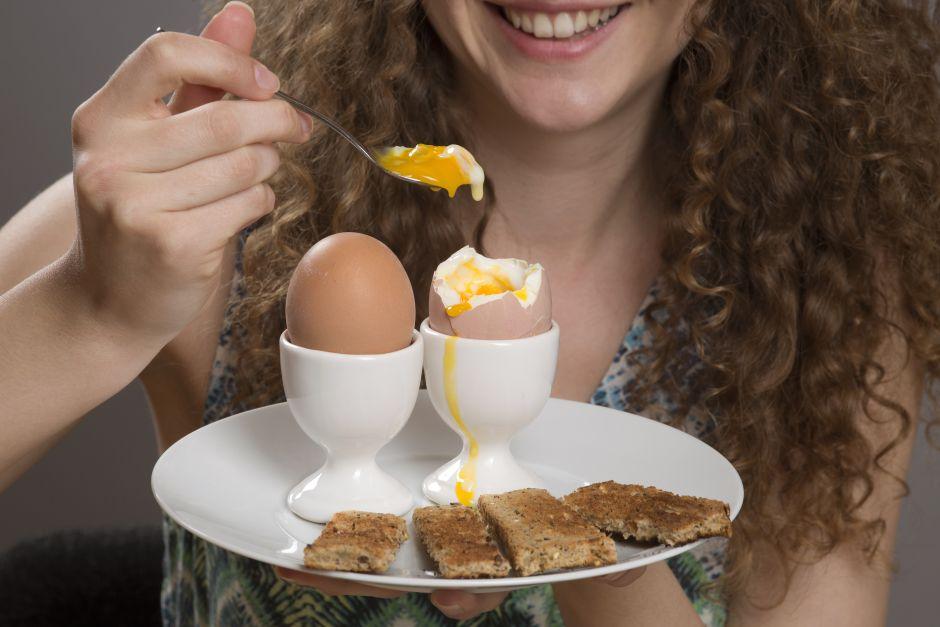 Dieta del huevo cocido si quieres bajar hasta 11 Kilos en sólo 2 Semanas