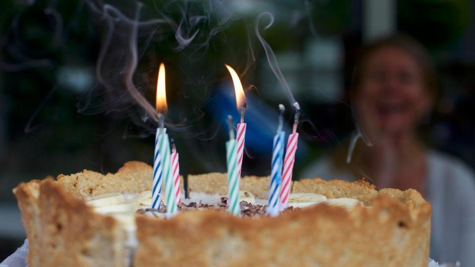 Ya no te quedarán ganas de volver a soplar las velas del pastel