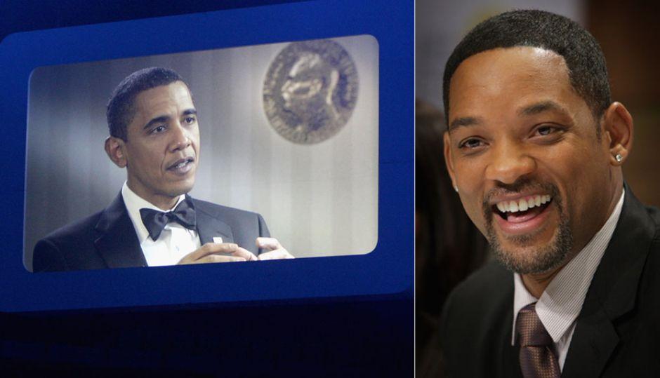 Barack Obama aprueba a Will Smith para protagonizar su película biográfica