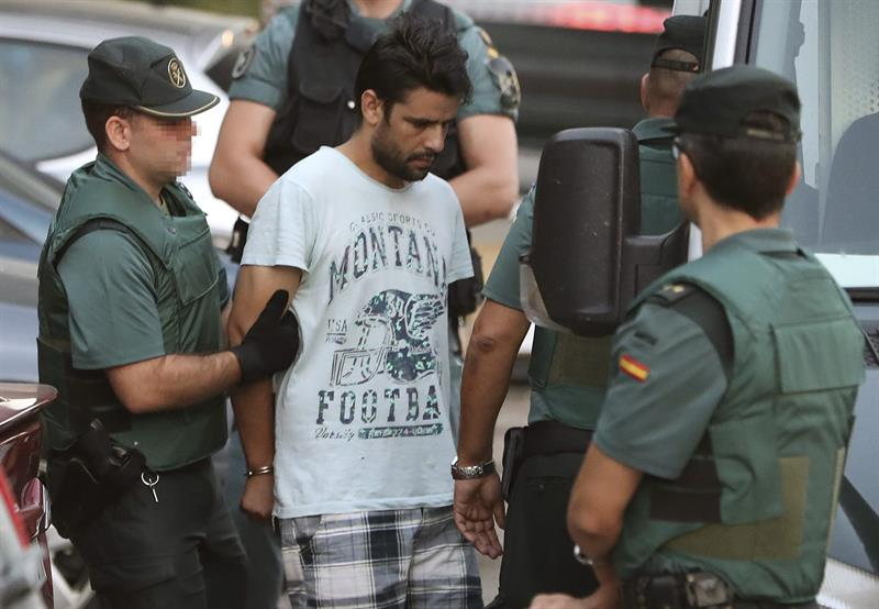 Presentan ante tribunal a los detenidos por los atentados en Barcelona