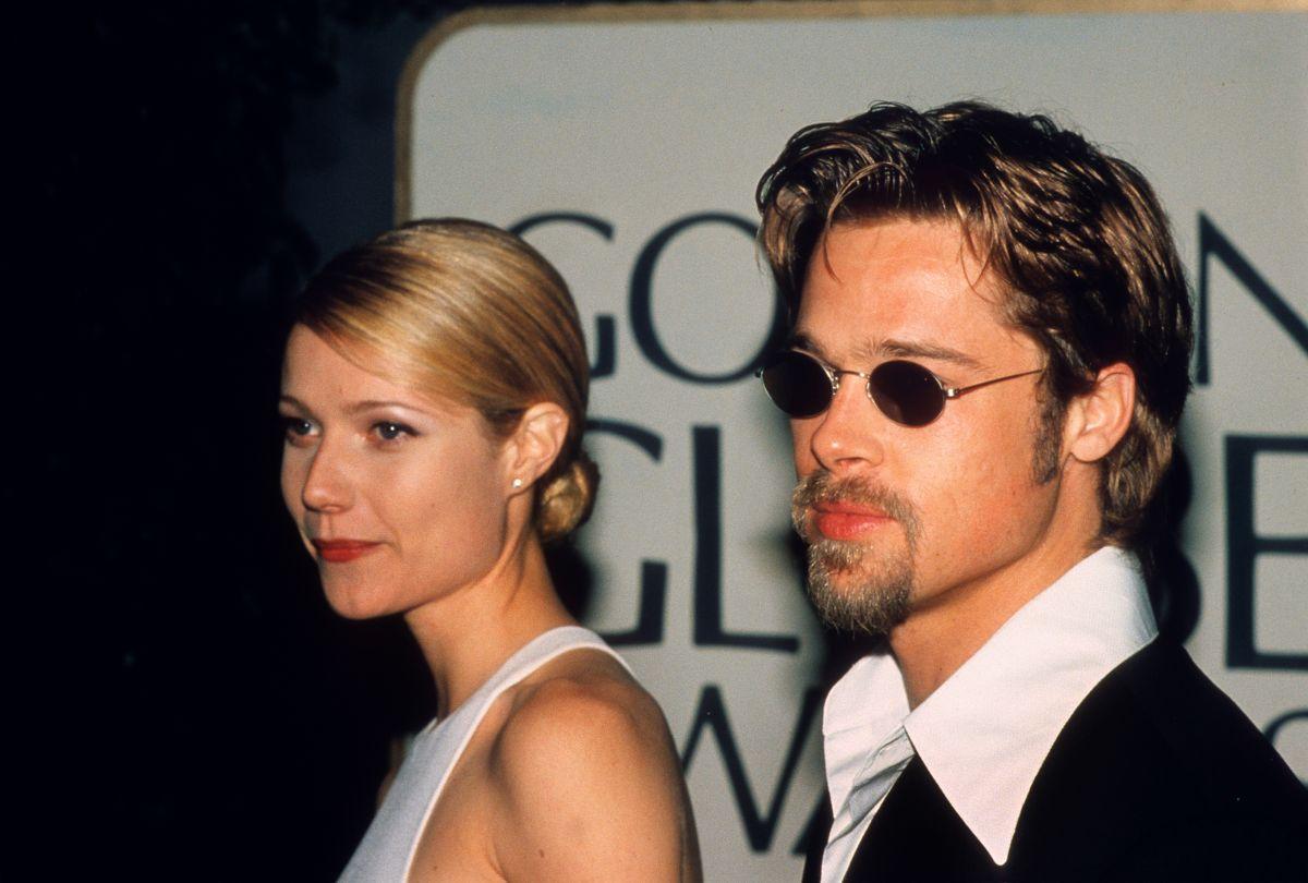 Así defendió Brad Pitt a Gwyneth Paltrow cuando eran novios de Harvey Weinstein