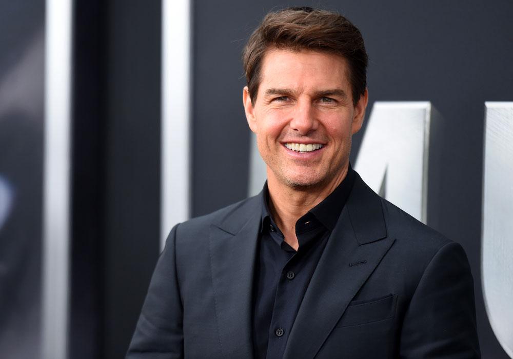 Tom Cruise vuelve a las andadas saltando por los tejados de Londres