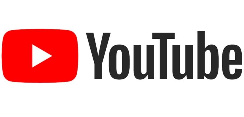 Así quedó el logotipo de YouTube tras el rediseño.