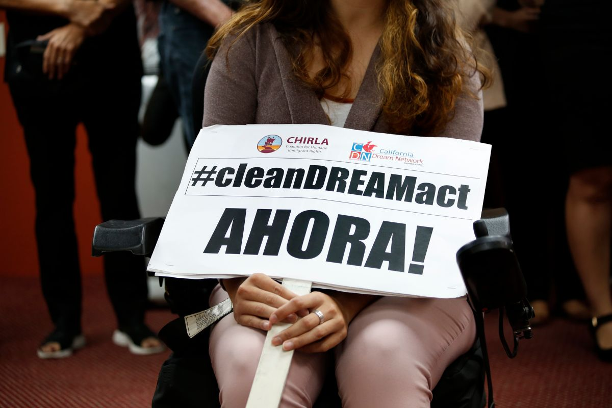 Tribunal Supremo frena difusión de documentos sobre eliminación de DACA