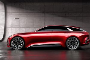 Kia Proceed Concept, el lado más sexy de la marca
