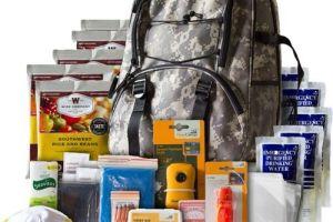 Cuatro buenas opciones para comprar una mochila de emergencia