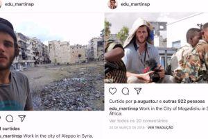Logró engañar al mundo entero como fotógrafo de la ONU en Instagram, hasta que cometió un error