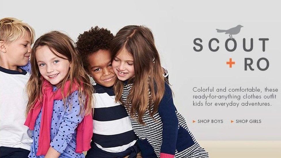 Scout + Ro es una de las marcas mejor posicionadas de Amazon.