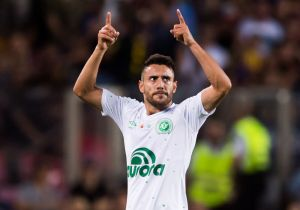 Sobreviviente del Chapecoense anota su primer gol tras la tragedia