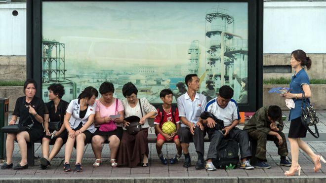 Corea del Norte: 9 gráficos para entender cómo se vive en el país más hermético del mundo