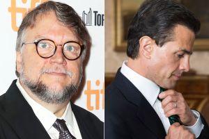 Guillermo del Toro detesta que Peña Nieto lo felicite
