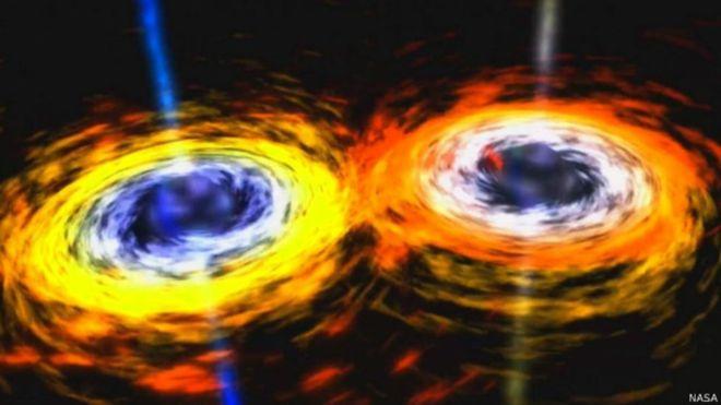 Detectan cuarta onda gravitacional que confirma la teoría de la relatividad de Einstein