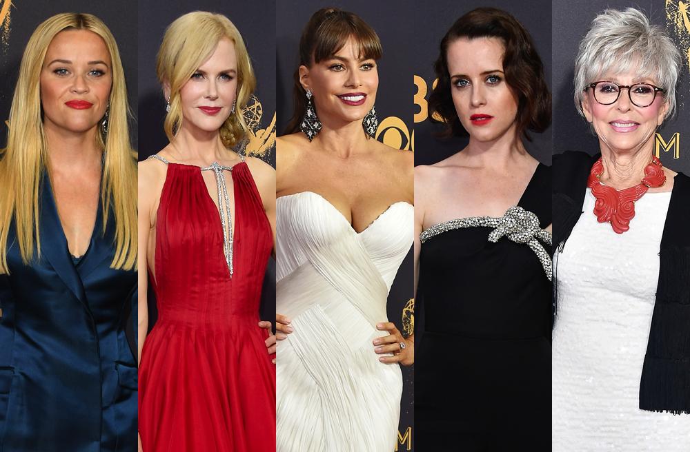 Fotos: Alfombra roja de los Premios Emmy 2017   La Opinión