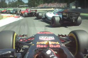 Top 5: mejores curvas de la Fórmula Uno (videos)