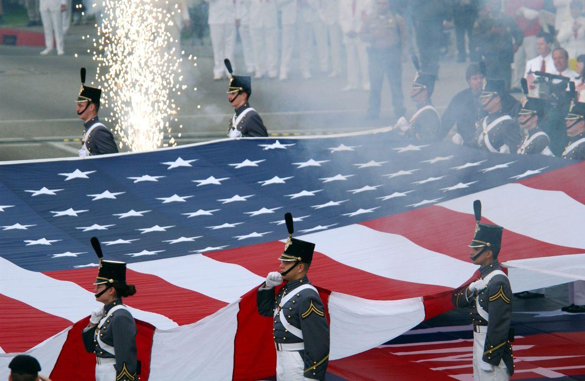 La idea es hacer un gran desfile militar para celebrar el 4 de julio