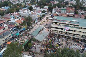 México: Prisión preventiva a directora de colegio colapsado por sismo que dejó 19 niños muertos