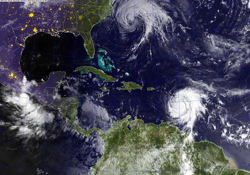 Fuerte temporada se registró este año en el Atlántico.