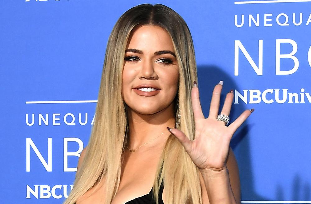 Khloé Kardashian y la 'ansiedad' por dejar a su hija para ir a trabajar