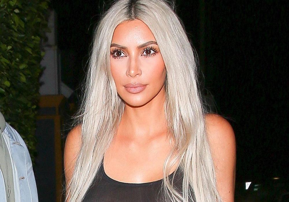 """Kim Kardashian tiene una nueva """"amiguita"""""""