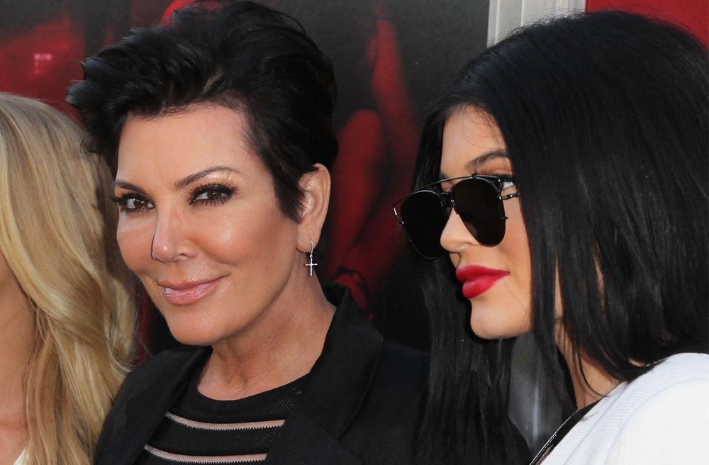 Kris Jenner habló y reveló secretos del embarazo de su hija Kylie Jenner