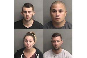 """""""Ataques"""" con heces y orina entre presos; cuatro oficiales arrestados"""