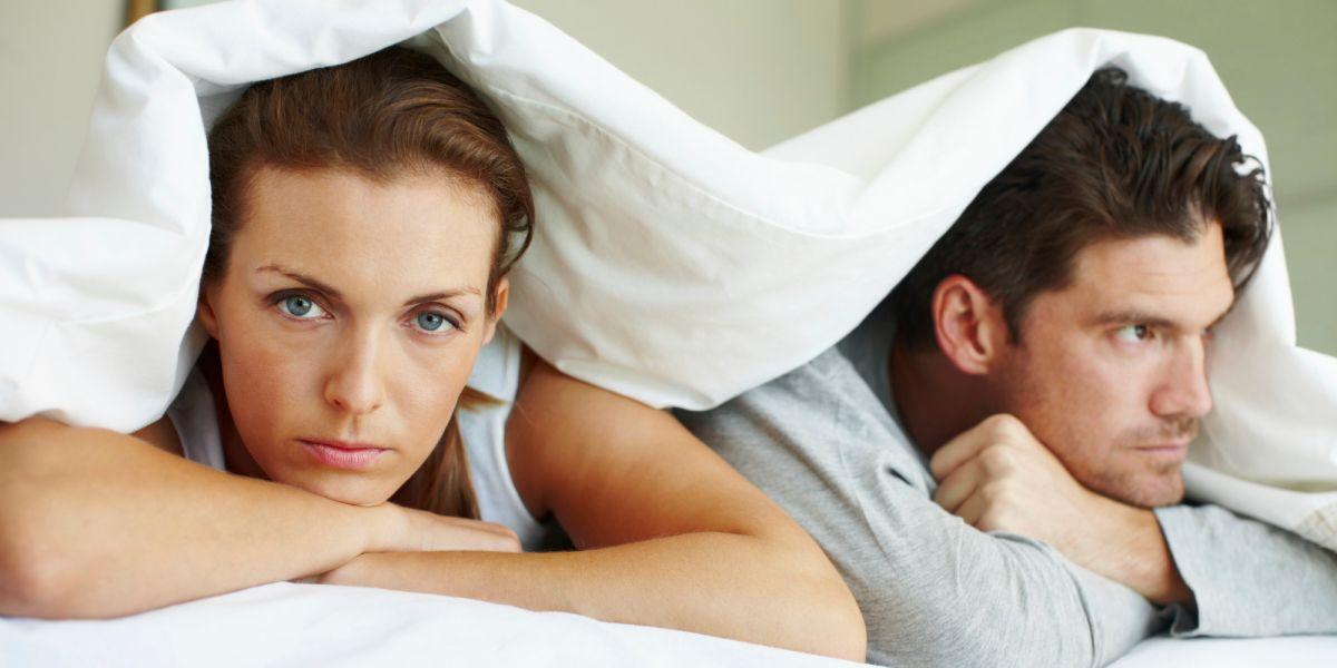 Las labores del hogar hacen que se merme la vida sexual.