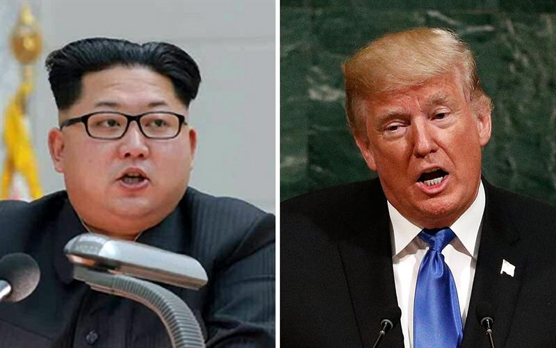Amenazas entre EEUU y Pyongyang aumenta temor de que estalle una guerra nuclear