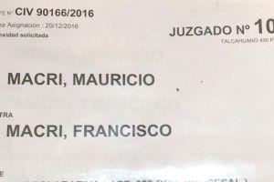 La Justicia argentina saca a Mauricio Macri de los Panamá Papers