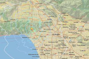 Temblor sacude a Los Ángeles